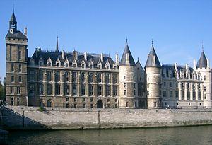 Jean de Carrouges - Palais de Justice, Paris