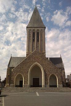 Condé-sur-Vire - Église Saint-Martin (2).jpg