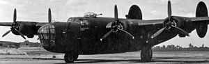 492d Special Operations Wing - Image: Consolidated B 24D 65 CO Liberator 42 40509 Cookie 492bg 858 bs