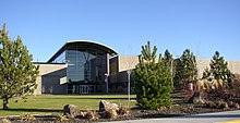 Consolidated Information Center, WSU Tri-Cities campus Richland.JPG