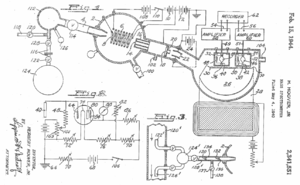 Consolidated Engineering Corporation - Consolidated Engineering Corporation Mass Spectrometer, Patent 2341551