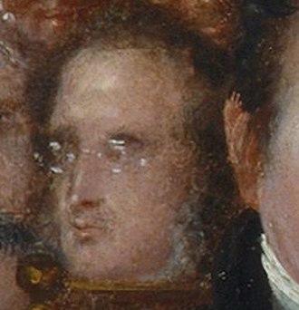 Constantine Richard Moorsom - Moorsom at the 1840 Anti-Slavery Conference