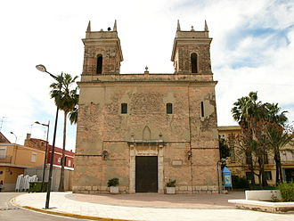 Sollana - The Sisters of Mercy Convent in Sollana