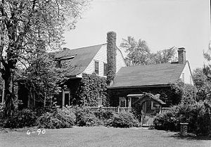 Rochelle Park, New Jersey - Cornelius Demarest House