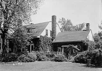 Rochelle Park, New Jersey - Cornelius Demarest House