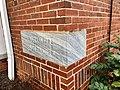 Cornerstone, Cullowhee Baptist Church, Cullowhee, NC (46640455831).jpg