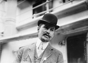 Cortlandt F. Bishop - Courtlandt F. Bishop circa 1900.