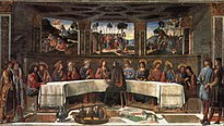 Cosimo Roselli - Última Cena (Capilla Sixtina, Roma, 1481-82).jpg