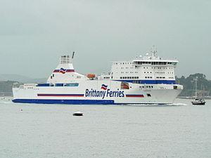 Cotentin Ferry 20100912 Santander.jpg