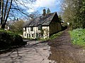 Cottage near Kerswell Cross - geograph.org.uk - 749208.jpg