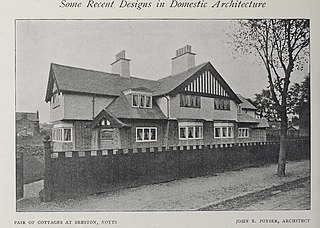 John Rigby Poyser English architect