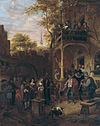 Country Wedding by Jan Steen Museo Thyssen-Bornemisza.jpg