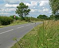 Country road near Wysall in Nottinghamshire - geograph.org.uk - 902566.jpg