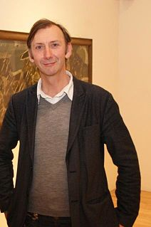 Keith Coventry British artist and curator