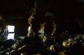 Cova Tallada (Xàbia), sala del llac salat.JPG