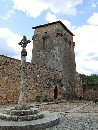 Covarrubias, Province of Burgos - Tower of Fernán González
