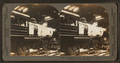 Covering the boiler with magnesia lagging. Baldwin Locomotive Works, Philadelphia, Pa., U.S.A, from Robert N. Dennis collection of stereoscopic views.png