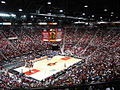 Cox Arena interior 2006-02-08.JPG