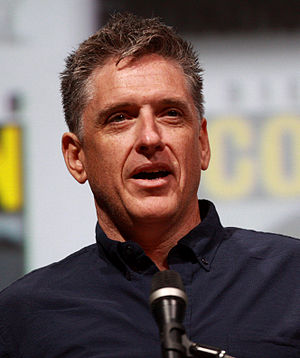 Craig Ferguson - Ferguson at Comic-Con in July 2013