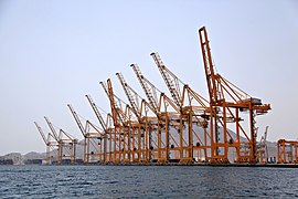 Cranes at Khorfakkan Port.jpg
