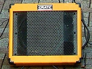 LOUD Technologies - Crate Taxi TX15 battery guitar amp