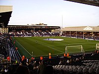 photo du stade Craven Cottage