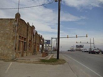 Cresson, Texas - Image: Cresson 1