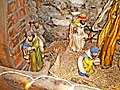 Crib in a stable in Le Vergini 02.jpg