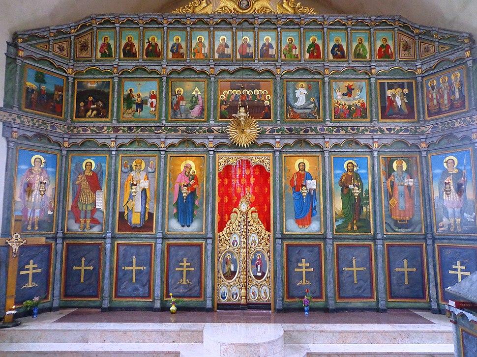 Crkva Sv. Nikole, Vranje3