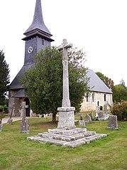 croix de cimetière de Notre-Dame-d'Épine