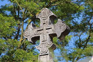 croix de cimetière de Vauhallan