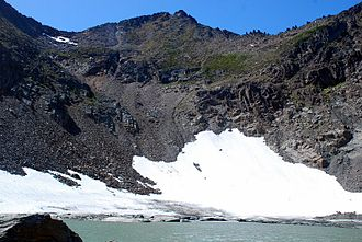 Albert Hale Sylvester - Cup Lake and Deadhorse Pass.