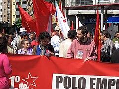 Día do traballo. Santiago de Compostela 2009 13.jpg