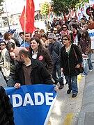 Día do traballo. Santiago de Compostela 2009 24.jpg