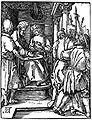 Dürer - Small Passion 20 - Pilate Washing his Hands.jpg
