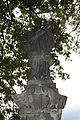 Dětřichov (okres Liberec), socha svatého Jana Nepomuckého (3).jpg