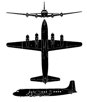 image illustrative de l'article Douglas DC-6