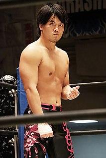 Mao (wrestler) Japanese professional wrestler