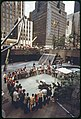 DEMONSTRATING SHEEPSHEARING IN THE SUNKEN PLAZA OF THE MCGRAW-HILL BUILDING AT ROCKEFELLER CENTER - NARA - 551656.jpg
