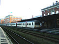 DMUs in Aalborg station (1330138403).jpg