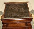 DSC02722 Milano, Biblioteca di Brera - Lapide agli Asburgo - Foto Giovanni Dall'Orto - 20 jan 2007.jpg