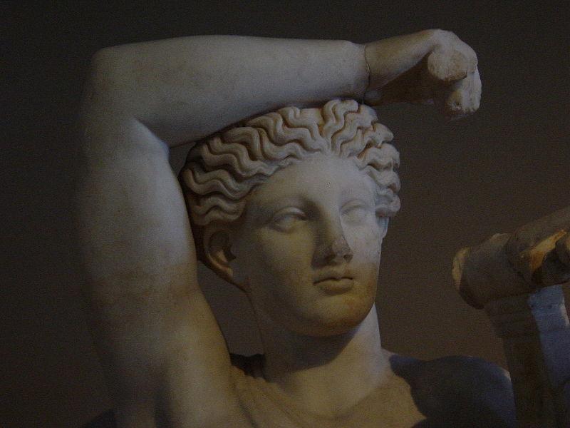 File:DSC04511 Istanbul - Museo archeol. - Apollo citaredo, sec. II dC - da Mileto - Foto G. Dall'Orto 28-5-2006.jpg