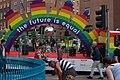 DUBLIN 2015 LGBTQ PRIDE FESTIVAL (PREPARING FOR THE PARADE) REF-106215 (19236744522).jpg