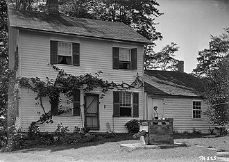 David Wilmot - Wilmot's house in Bethany, Pennsylvania.