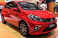 Daihatsu Sirion 1.3 - Indonesia International Motor Show 2018 - Front view - April 26 2018.jpg