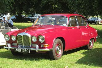 Daimler Sovereign - Sovereign 1969