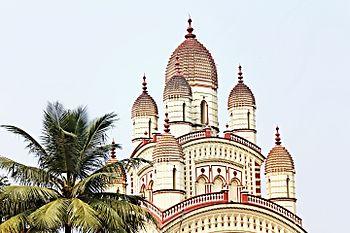 Dakshineswar kali mandir or Kalighat temple @Kolkata.jpg