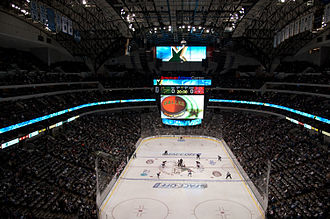 2012–13 NHL season - American Airlines Center