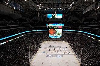 2012–13 NHL season - American Airlines Center
