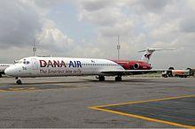 丹纳航空992号班机空难